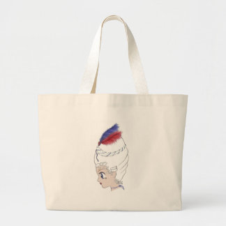 Let them eat cake canvas bags