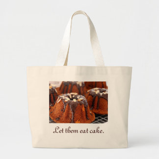 Let Them Eat Cake Bag