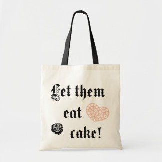 Let them eat cake bags