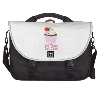 Let Them Eat Cake! Commuter Bags