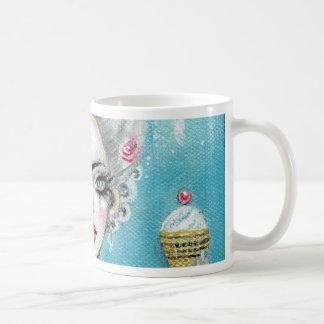 Let them eat cake mini Marie Antoinette cupcake Coffee Mug