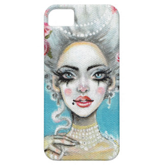 Let them eat cake mini Marie Antoinette cupcake iPhone SE/5/5s Case