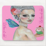 Let them eat cake! mouse pads