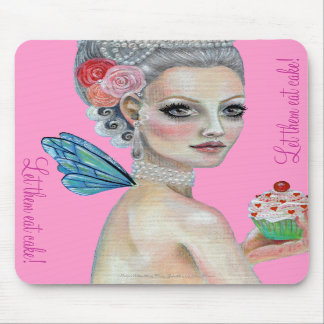 Let them eat cake mouse pads