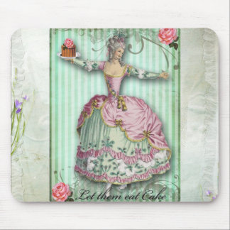 Let them eat Cake...mousepad Mouse Pad