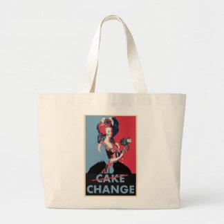 Let Them Eat Change, Cake, whatever.... Bag