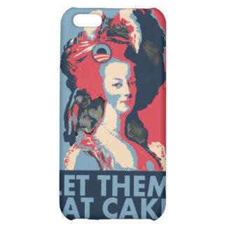 Let Them Eat Change, Cake, whatever.... iPhone 5C Cover