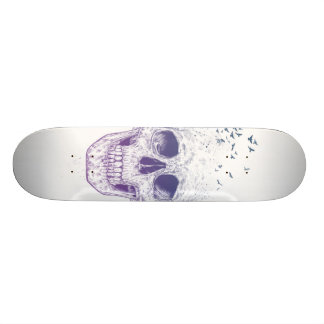 Let them fly skateboard