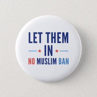 Let Them In Button