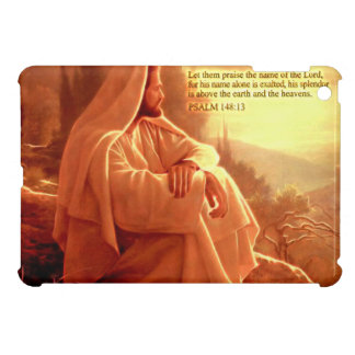 Let them Praise the name of the Lord iPad Mini Case