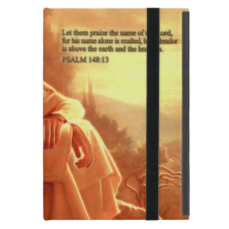 Let them Praise the name of the Lord Powiscase iPad Mini Cover