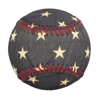 Let Them See Stars! Patriotic No-Hitter Baseballs Baseball
