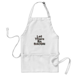 Let There Be BACON! Adult Apron