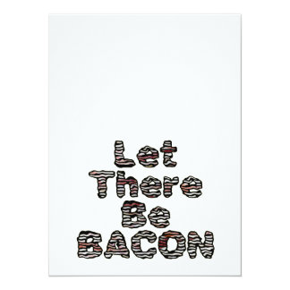 Let There Be BACON! Card