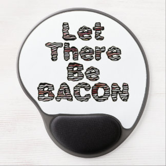 Let There Be BACON! Gel Mouse Pad