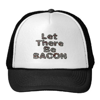 Let There Be BACON Mesh Hat