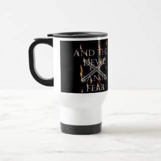 Let there Be Drummers Travel Mug