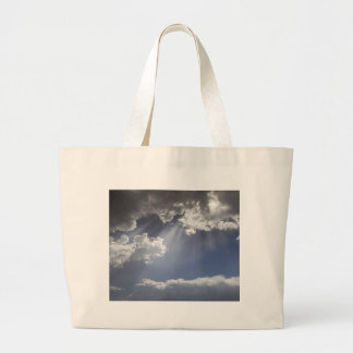 Let There Be Light Tote Bags