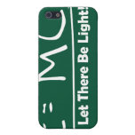 Let There Be Light iPhone 5 Covers
