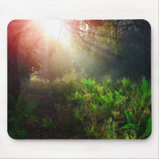 Let there be Light Mouse Pad