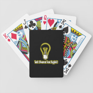 Let There Be Light Playing Cards