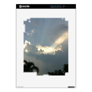 Let there be light! skin for iPad 2