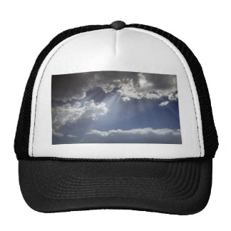 Let There Be Light Trucker Hat