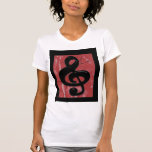 Let there be music t-shirts