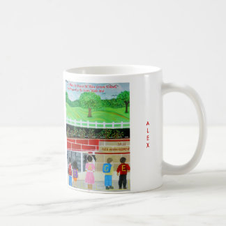 Let There Be Peace Anti-Bullying Mug