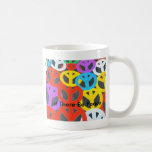 Let There Be Peace Classic White Coffee Mug