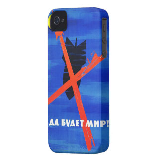 Let there be peace! iPhone 4 cover