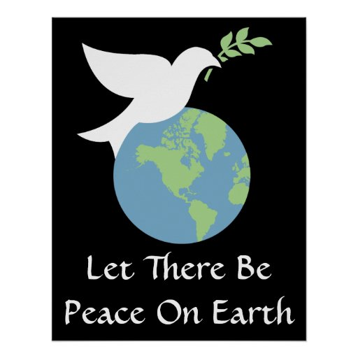 let there be peace on earth Let there be peace on earth and let it begin with me, let there be peace on earth, the peace that was meant to be with god as our father, family all are we.