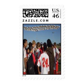 Let Us Celebrate stamp