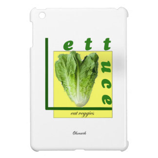 Let Us Eat Veggies iPad Mini Case
