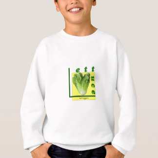 Let Us Eat Veggies Sweatshirt