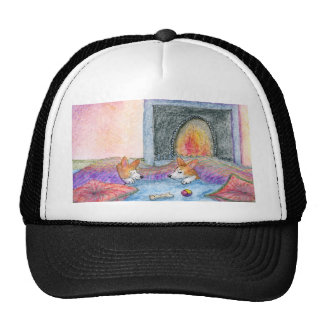 Let us know when spring turns up trucker hat