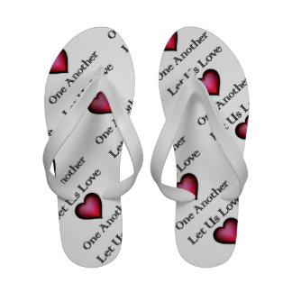 Let Us Love Flip-Flops