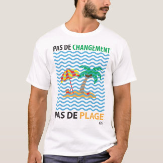 Let us safeguard the littoral T-Shirt