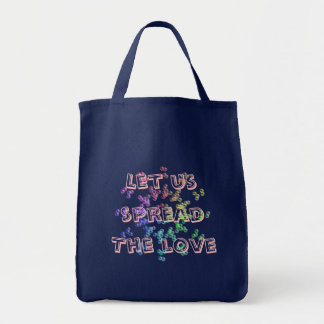 Let us spread the love bag