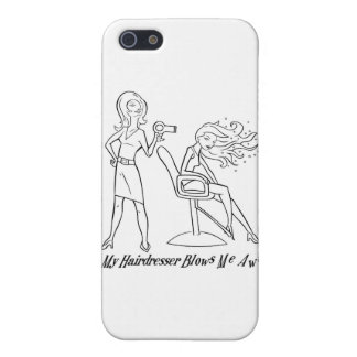 Let your favorite stylist know how you feel! iPhone SE/5/5s case