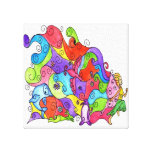 Let Your Imagination Fly Canvas Prints