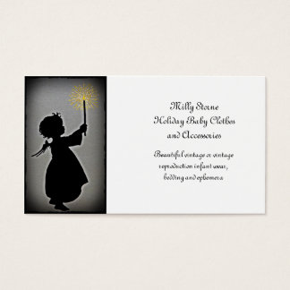 Let Your Light Shine Business Card