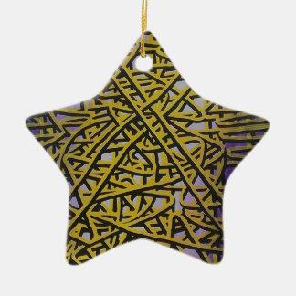 LET YOUR LIGHT SHINE Design Christmas Ornaments