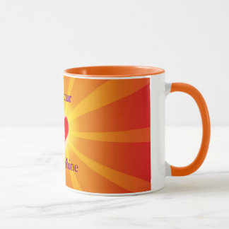 """Let Your Light Shine"" Mug"