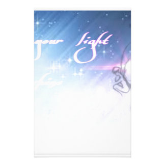 let your light shine stationery