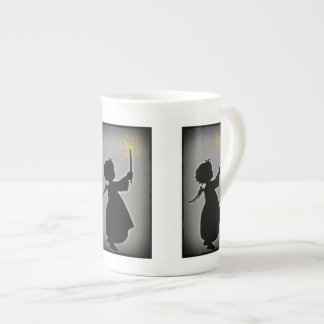 Let Your Light Shine Tea Cup