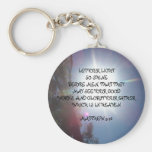 LET YOUR LIGHTSO SHINEBEFORE MEN, ... KEY CHAIN