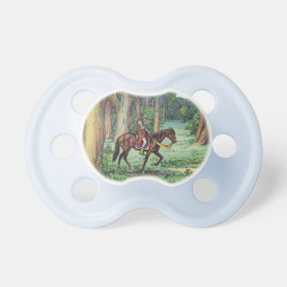 let your little man show off his robin hood pride pacifier