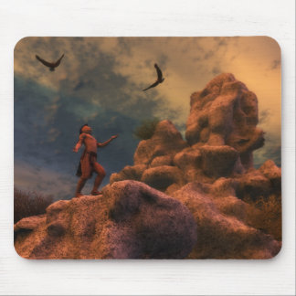Let Your Spirits Soar Mouse Pad