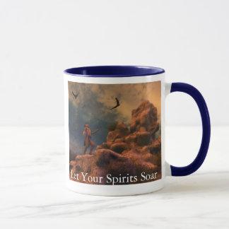 Let Your Spirits Soar Mug